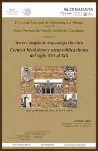 coloquio arqueología