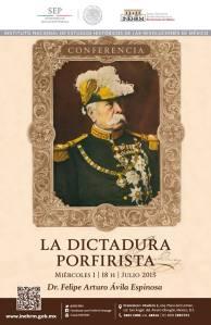 dictadura porfirista