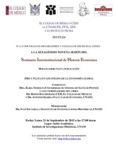 INVITACIÓN SEXAGÉSIMO NOVENA SESIÓN