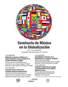mexico en la globalización